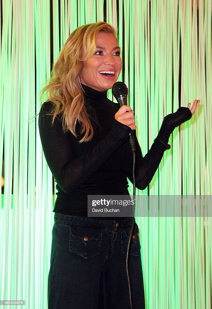 Tracy Anderson attends the Tracy Anderson and Westfield Event at Westfield Century City to celebrate the launch of her global real time video...