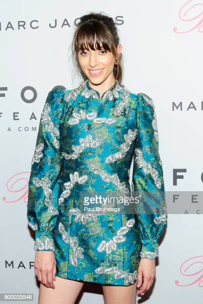 Tracy Antonopoulos attend 'The Beguiled' New York Premiere Arrivals at Metrograph on June 22 2017 in New York City