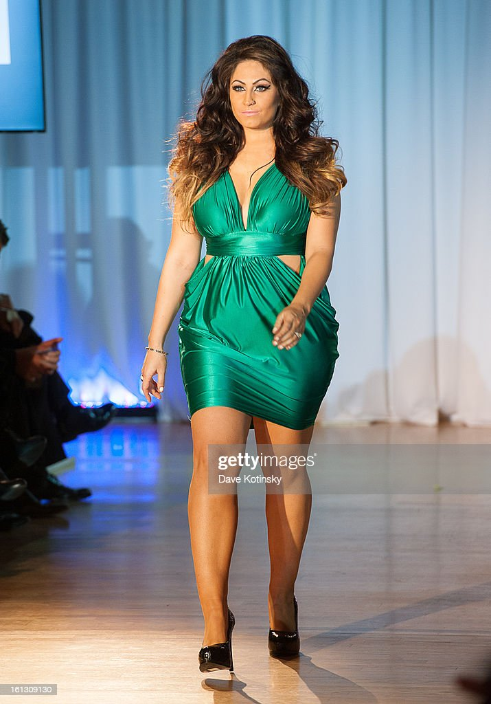 Tracy Dimarco attends 'The Reality Of Fashion, The Reality Of AIDS' Benefit during Fall 2013 Fashion Week at Altman Building on February 9, 2013 in New York City.