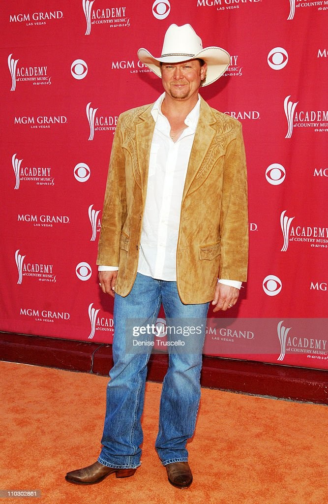 <a gi-track='captionPersonalityLinkClicked' href=/galleries/search?phrase=Tracy+Lawrence&family=editorial&specificpeople=217325 ng-click='$event.stopPropagation()'>Tracy Lawrence</a> during 42nd Academy of Country Music Awards - Red Carpet at The MGM Grand Hotel and Casino Resort in Las Vegas, Nevada.