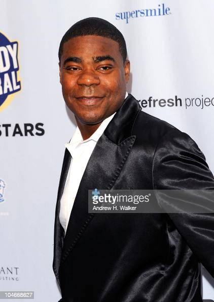 Tracy Morgan attends Comedy Central's Night Of Too Many Stars An Overbooked Concert For Autism Education at the Beacon Theatre on October 2 2010 in...
