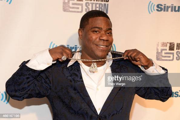 Tracy Morgan attends 'Howard Stern's Birthday Bash' presented by SiriusXM produced by Howard Stern Productions at Hammerstein Ballroom on January 31...