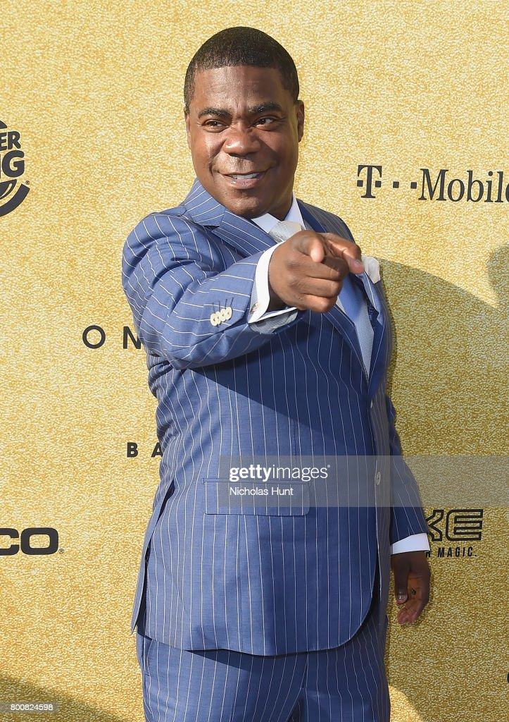 Tracy Morgan attends 'Spike's One Night Only: Alec Baldwin' at The Apollo Theater on June 25, 2017 in New York City.