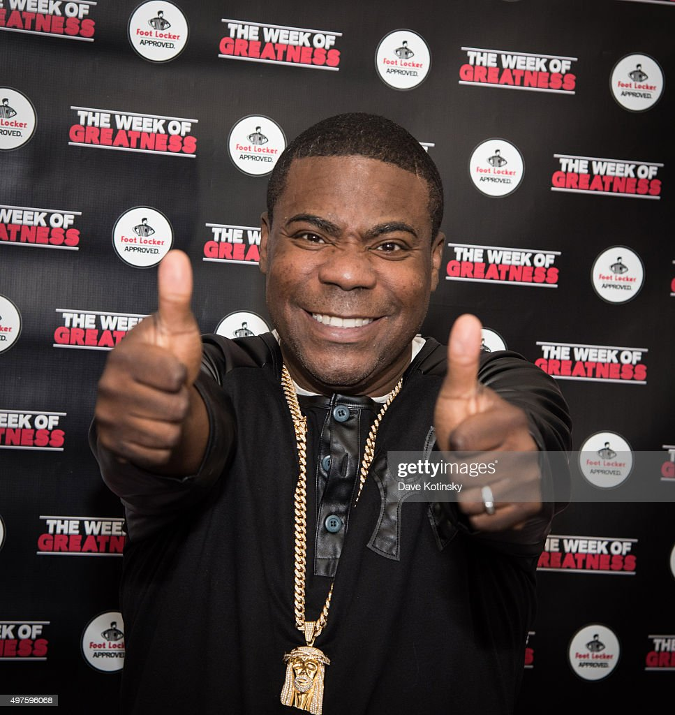 Fourth Annual Week Of Greatness Kick Off Event Hosted By Tracy Morgan