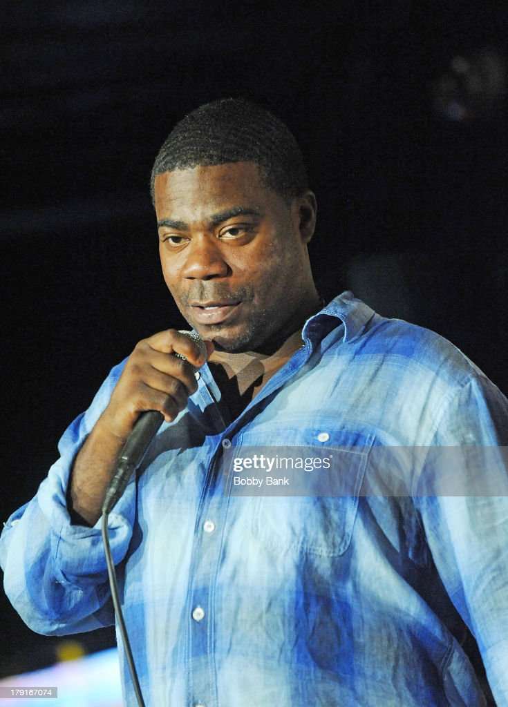 <a gi-track='captionPersonalityLinkClicked' href=/galleries/search?phrase=Tracy+Morgan&family=editorial&specificpeople=182428 ng-click='$event.stopPropagation()'>Tracy Morgan</a> performs at The Stress Factory Comedy Club on August 31, 2013 in New Brunswick, New Jersey.
