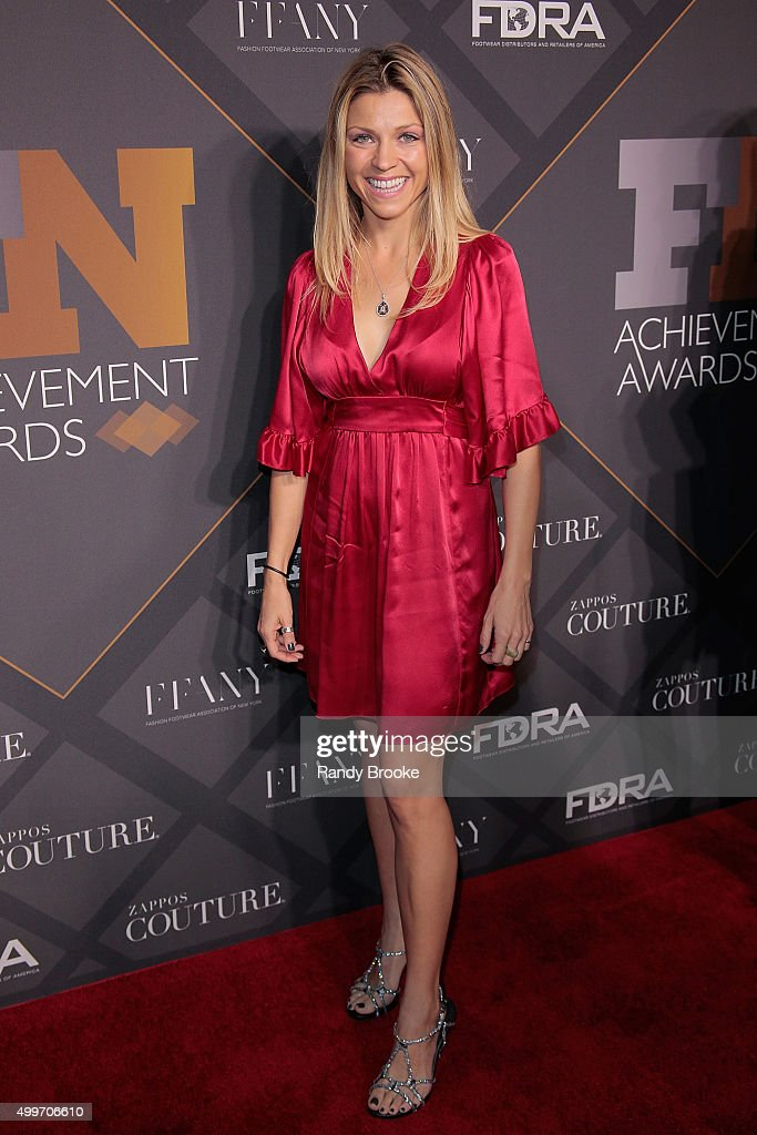 Tracy Mork attends the 29th FN Achievement Awards at IAC Headquarters on December 2, 2015 in New York City.