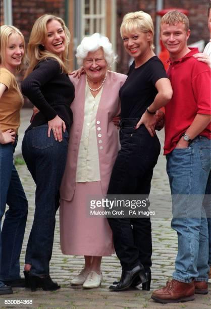 CHARITIES JOANNE FROGGATT Tracy SHAW ELIZABETH BRADLEY DENISE WELCH STEVE ARNOLD * former Coronation Street actress Elizabeth Bradley who played...