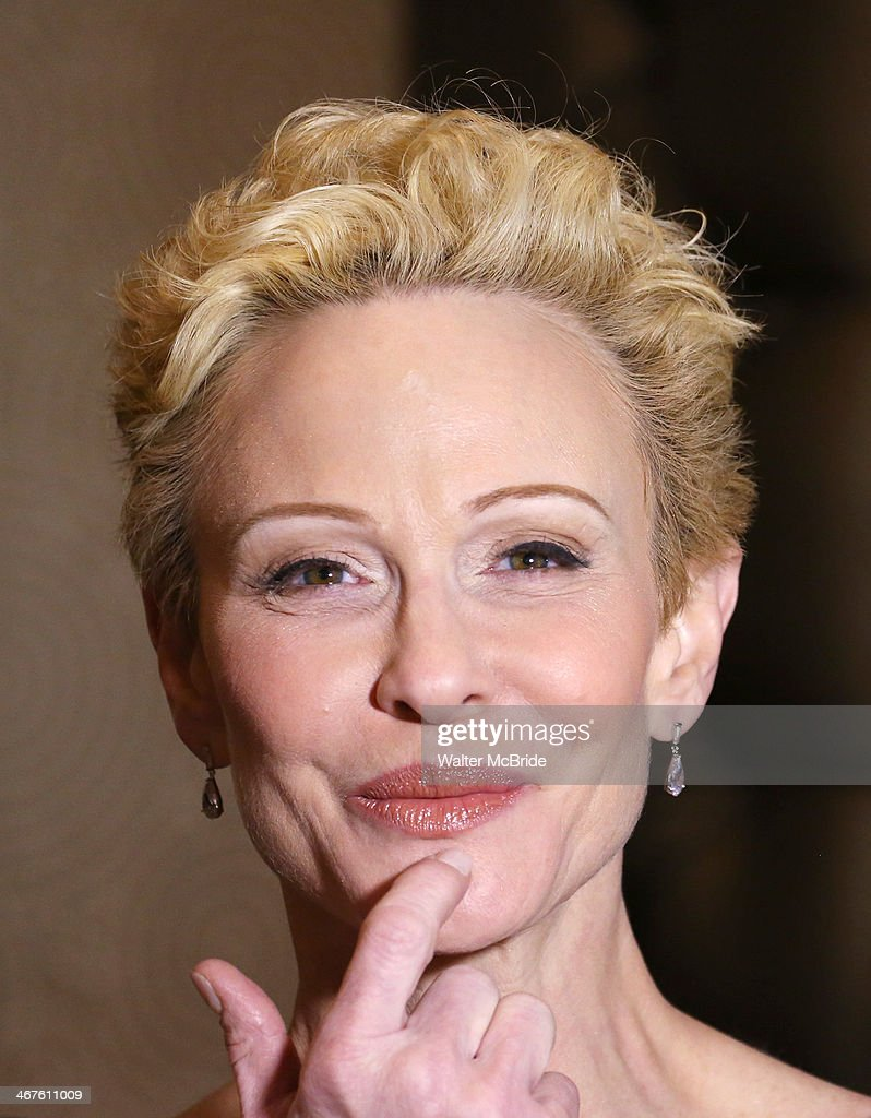 Tracy Shayne attends the opening night after party for 'Bronx Bombers' on Broadway at The Edison Ballroom on February 6, 2014 in New York City.