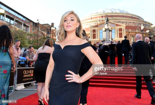 TracyAnn Oberman attends The Olivier Awards 2017 at Royal Albert Hall on April 9 2017 in London England