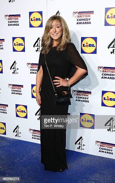 TracyAnn Oberman attends the The British Comedy Awards at Fountain Studios on December 16 2014 in London England