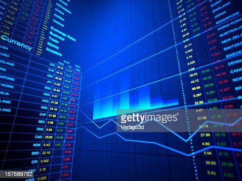 Trade background
