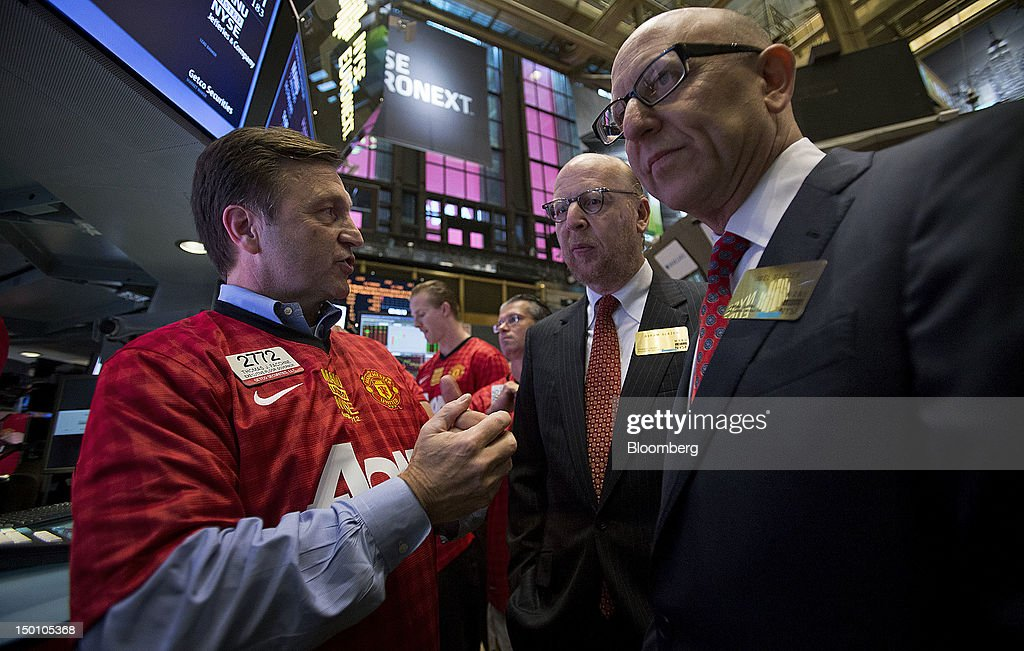 General Views Of The NYSE As U.S. Sustains Economic Recovery