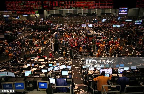 Option trading jobs chicago