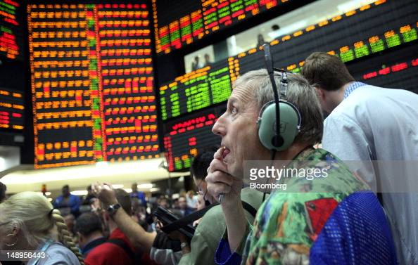 Options pit trading