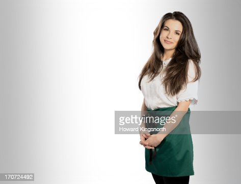 Trades People florist : Stock Photo