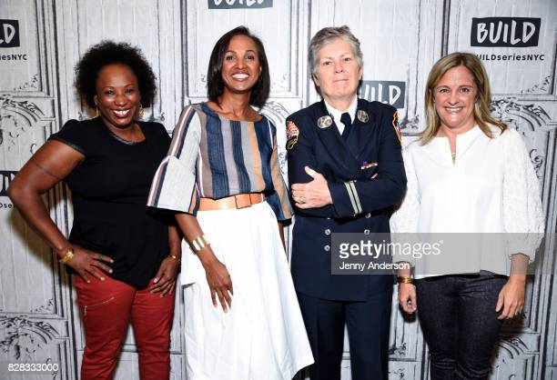 Tradeswoman activist Judaline Cassidy Executive director for corporate responsibility diversity at Time Warner Inc Yrthya DinzeyFlores First New York...