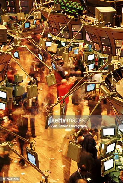 NYSE - trading floor