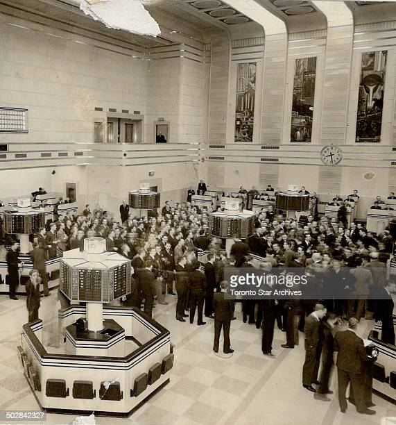 Trading will be somewhat quieter and less spectacular on the trading floor of the new stock exchange because of new equipment but it will still look...