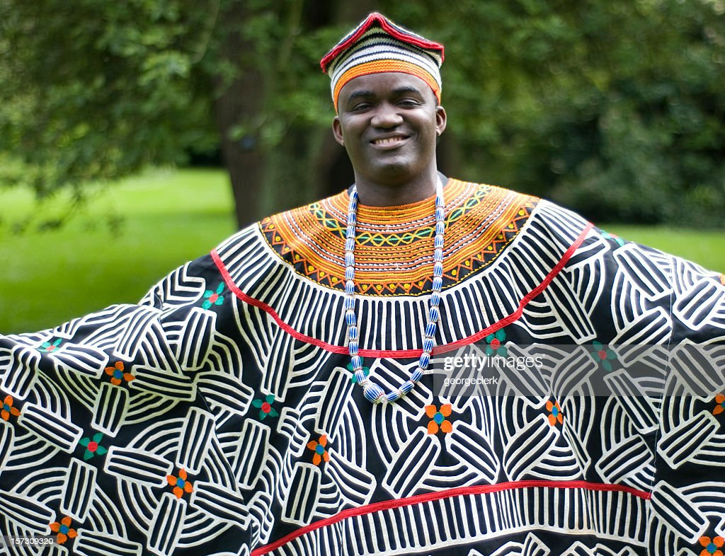 traditional african dress stock photo getty images
