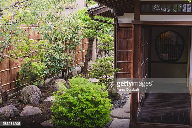 Traditional ancient house in Japan