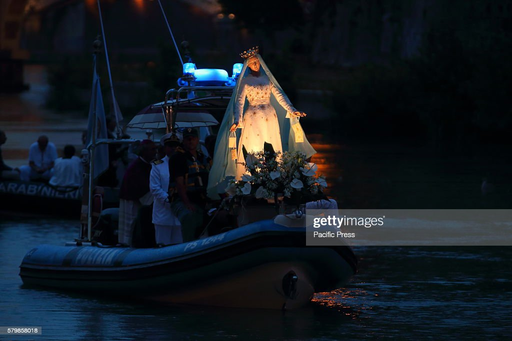 Traditional appointment with the Festa de 'Noantri in Rome which for decades involves all the people of Trastevere along with many Roman citizens and...
