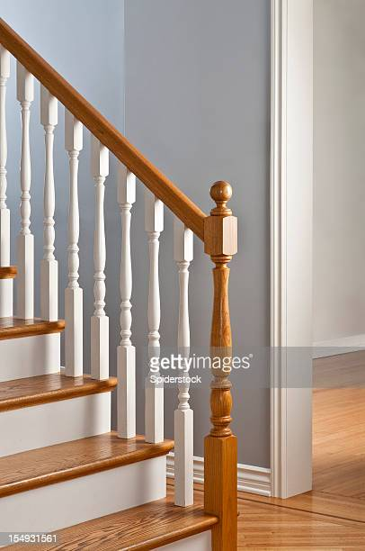 Traditionelle Banister
