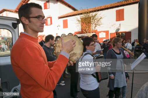 Traditional Basque music
