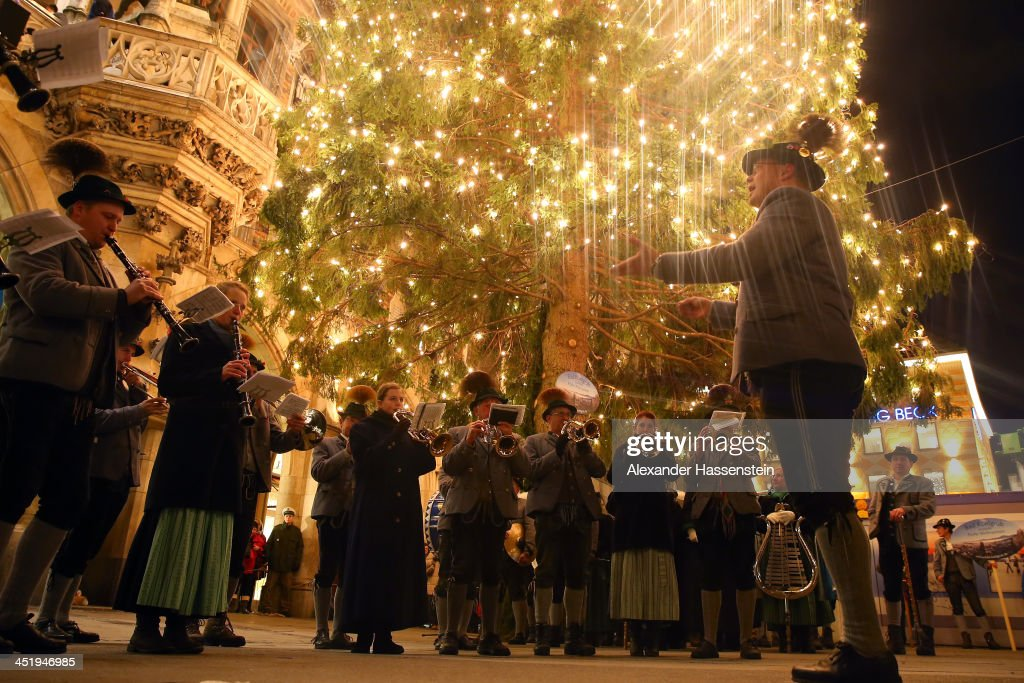 christmas markets open across germany getty images. Black Bedroom Furniture Sets. Home Design Ideas