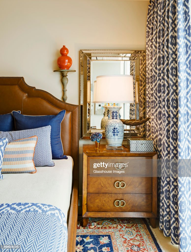 Traditional Bedroom Detail