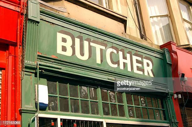 Traditionelle Butcher