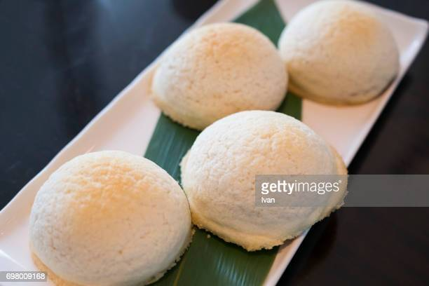 Traditional Chinese, Hongkong Food, steamed barbecued pork buns