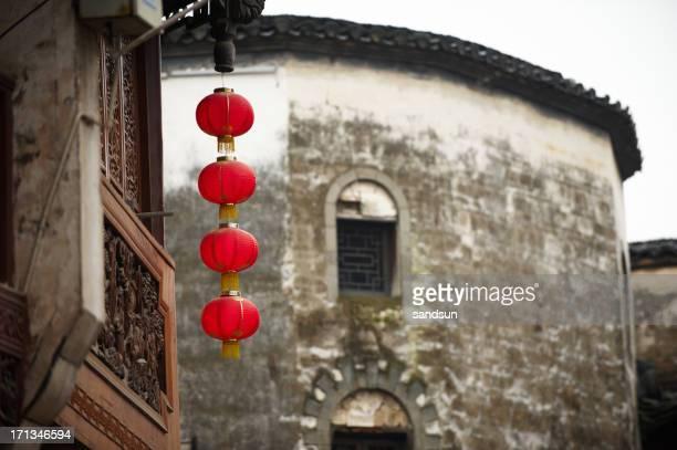 伝統的な中国風ランタン