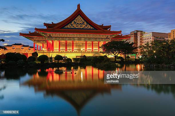 Traditional Chinese Palace Architecture, Taipei
