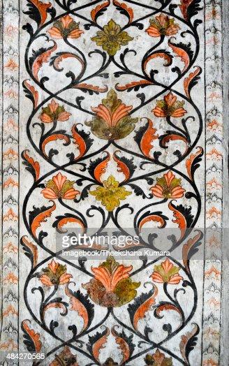 Traditional Creeper Design (Decorative art)
