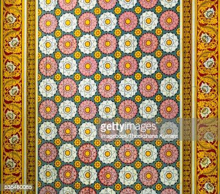 traditional decorative art stock photo - Decorative Art