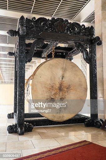 Tambor Tradicional : Foto de stock