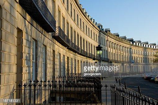 Traditional Edinburgh Street