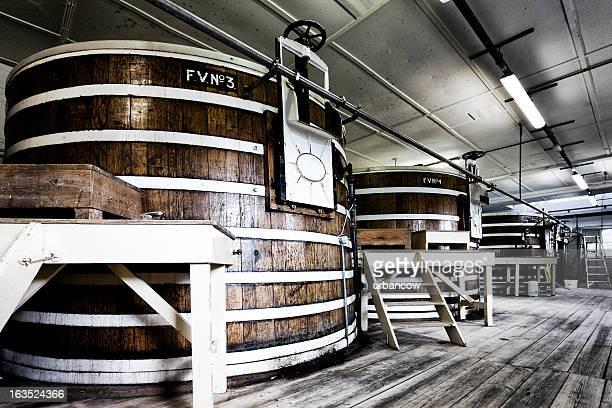 Traditional fermentation vessels