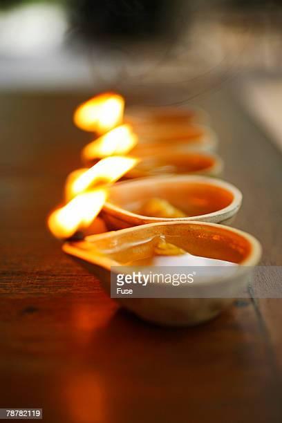 Traditional Ghee Diya Candles