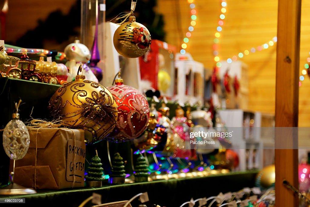 POLAND WARSAW POLAND Traditional Hand Made Christmas Ornaments