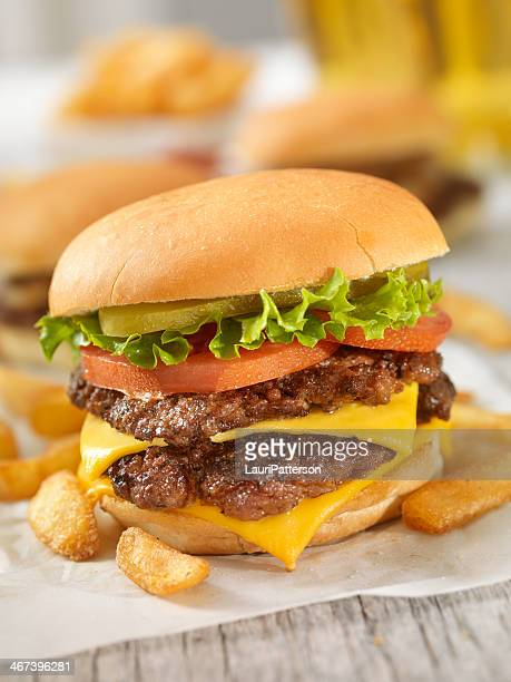 Traditional Homestyle Burger