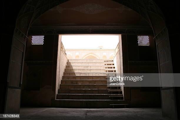 Traditional House Basement Iran