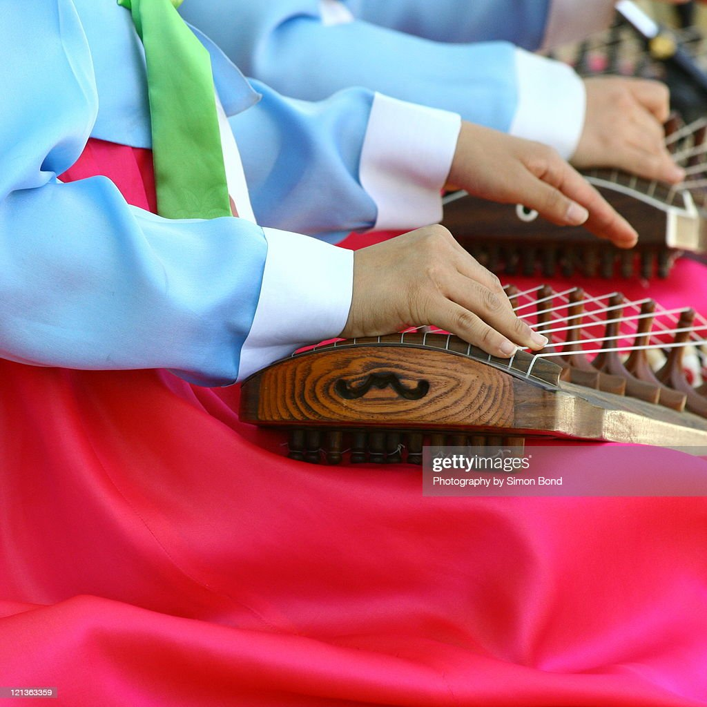 Traditional Korean instrument