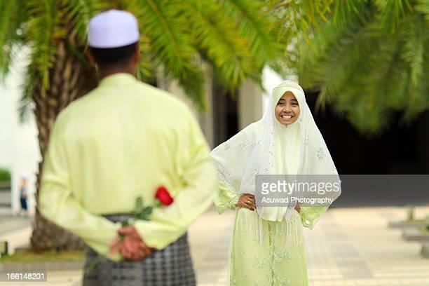 Traditional Malay Wedding Costumes