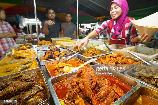 Exoticism stock photos and pictures getty images for Authentic malaysian cuisine