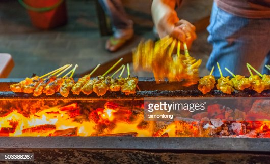 Traditional Malaysian Food