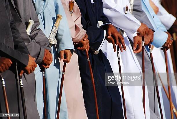 Traditional Men, Oman