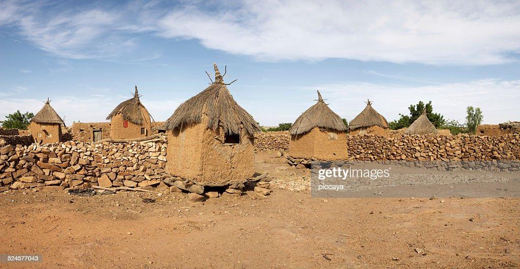 Case Di Mattoni Di Fango : Mattoni dogon country tradizionali case di fango di mali