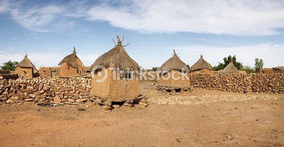 Case Di Mattoni Di Fango : Mattoni dogon country tradizionali case di fango di mali foto stock