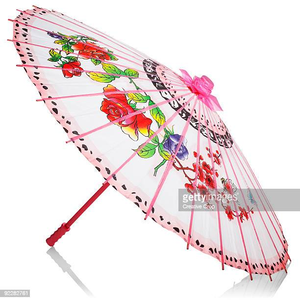 Traditional oriental sun shade / parasol
